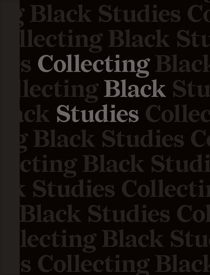 Cover of Collecting Black Studies
