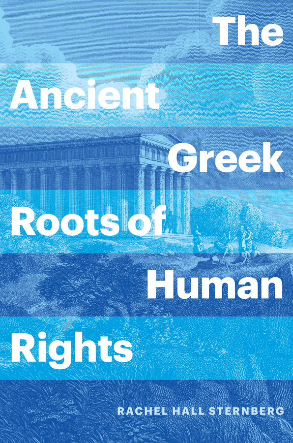 Cover of Ancient Greek Roots of Human Rights