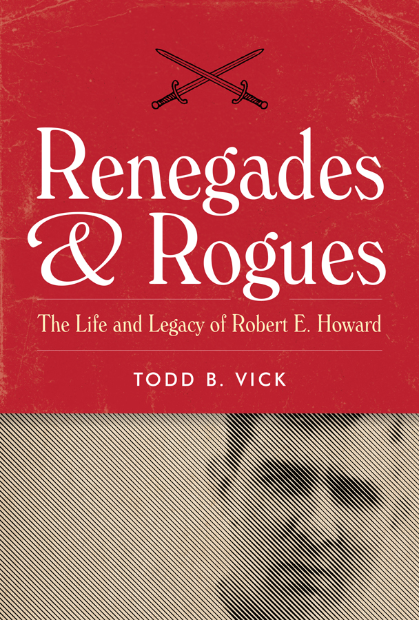 Cover of Renegades and Rogues