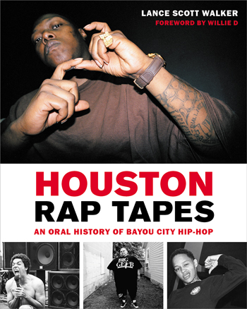 Cover of Houston Rap Tapes