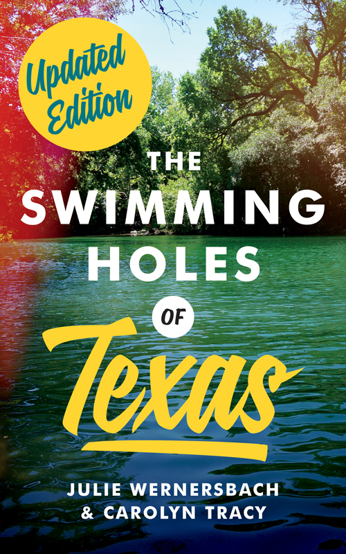Cover of revised Swimming Holes