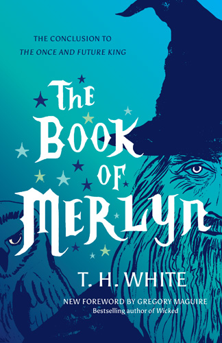 Cover of Book of Merlyn