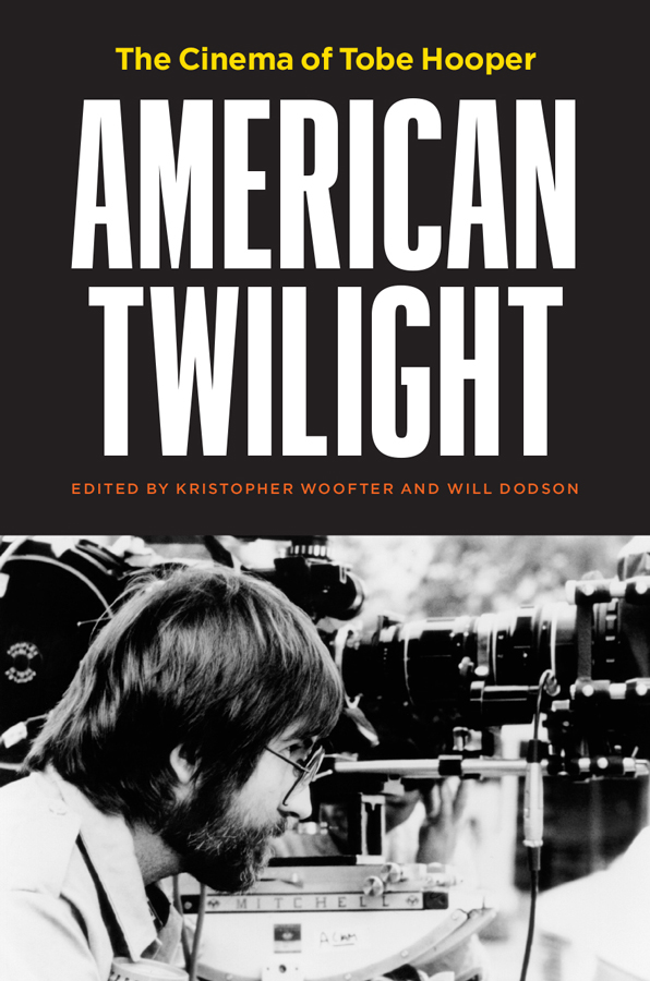 Cover of American Twilight