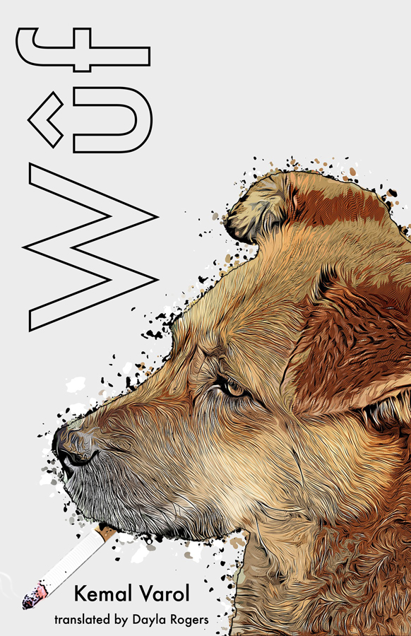 Cover of Wuf new