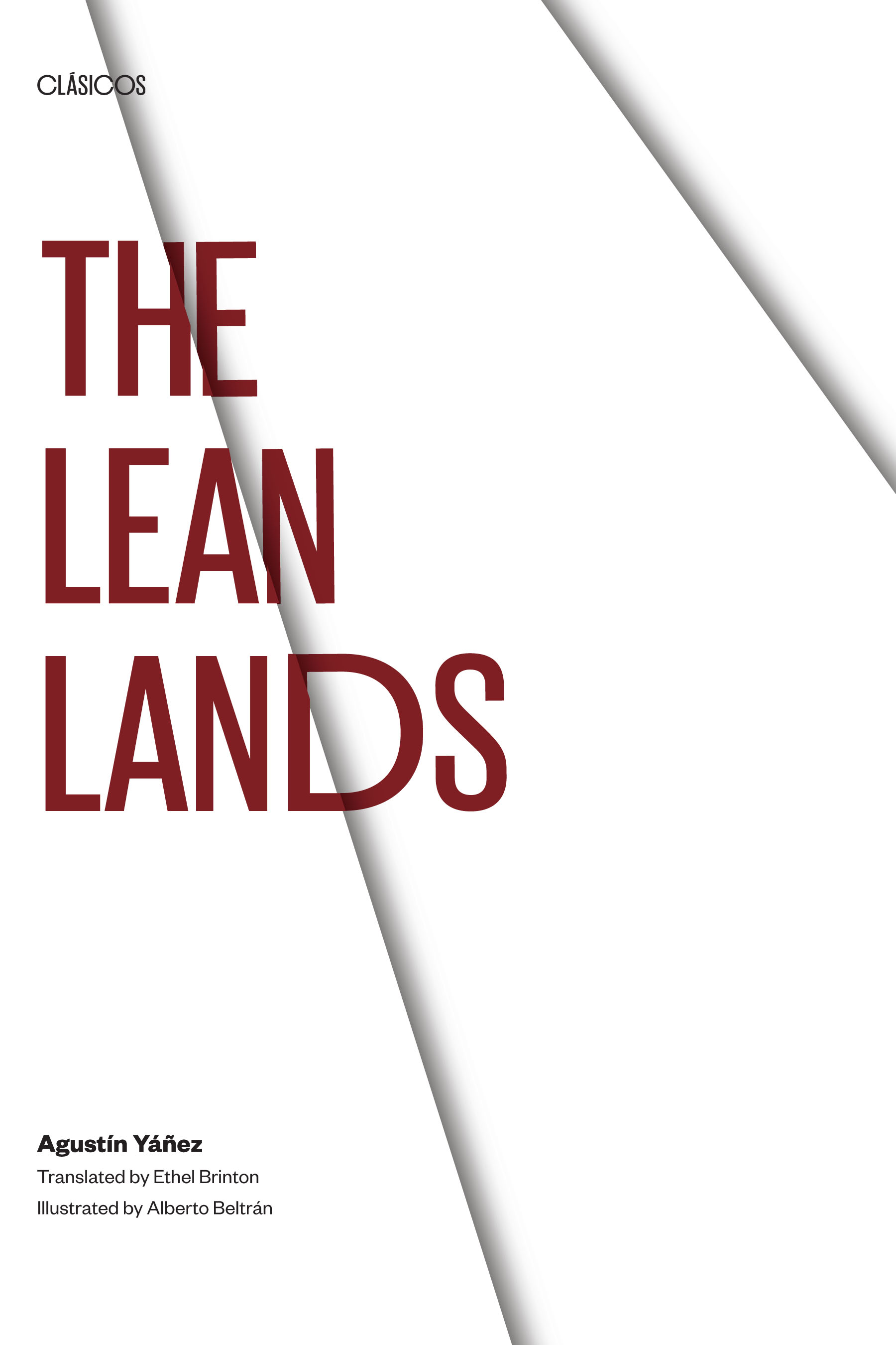Cover of The Lean Lands