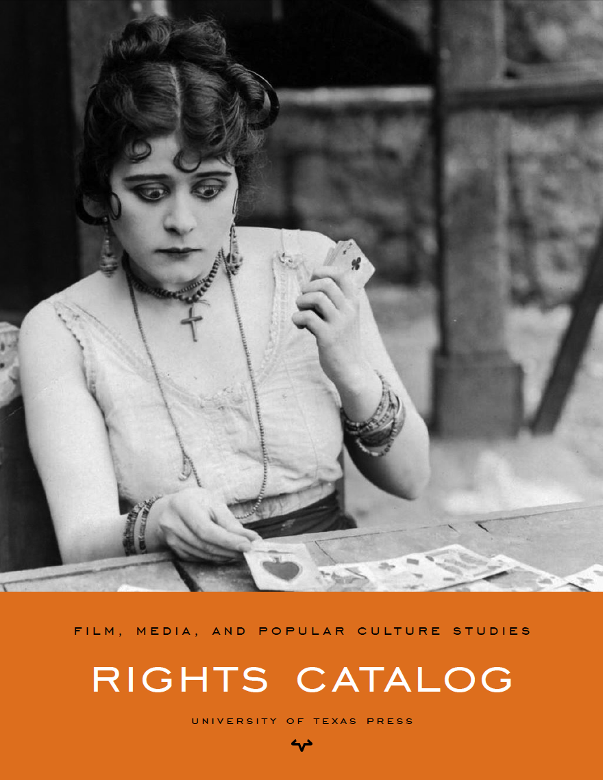 Cover of Film Rights Catalog