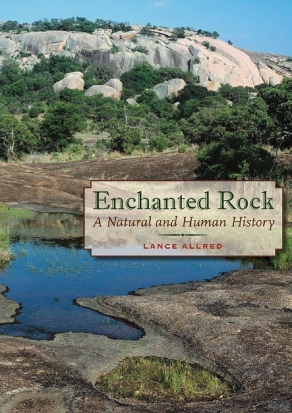 Cover of Enchanted Rock