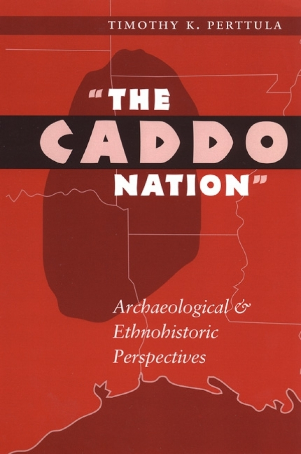 """Cover of """"The Caddo Nation"""""""