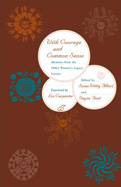 Cover of With Courage and Common Sense