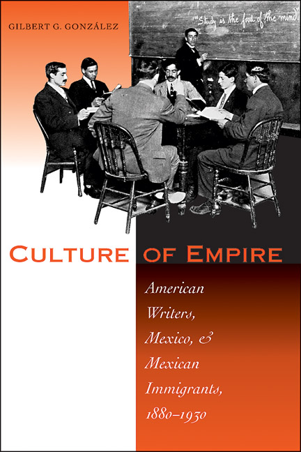 Cover of Culture of Empire