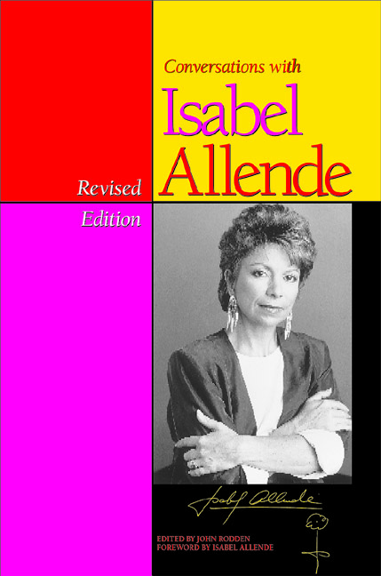 Conversations with Isabel Allende Revised Edition Edited