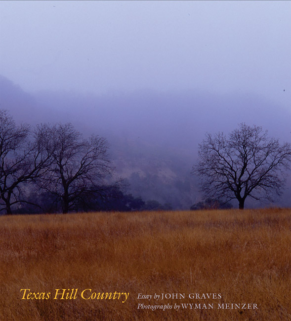 Cover of Texas Hill Country