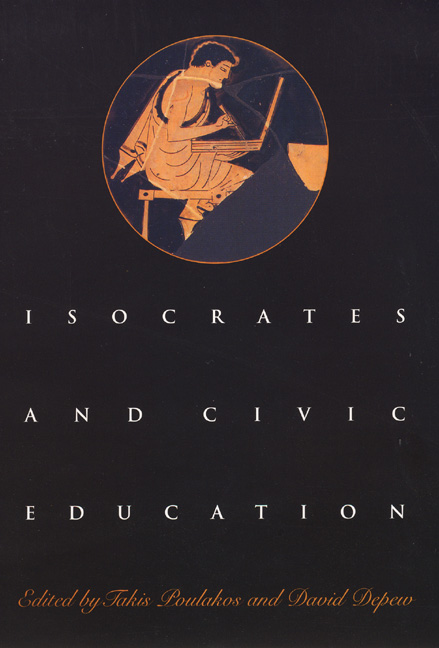 Cover of Isocrates and Civic Education