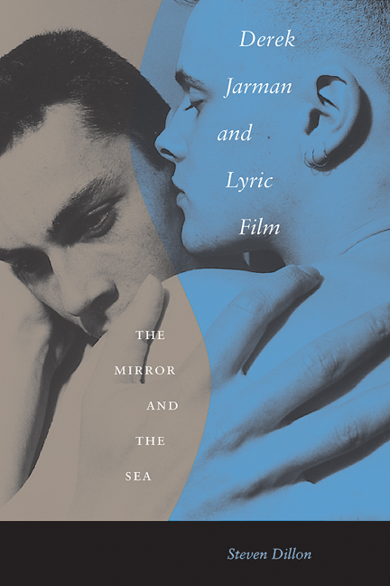 Cover of Derek Jarman and Lyric Film