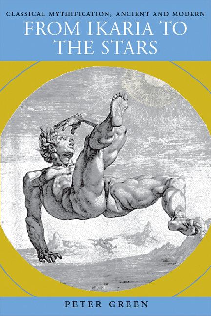 Cover of From Ikaria to the Stars