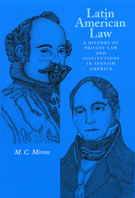 Cover of Latin American Law