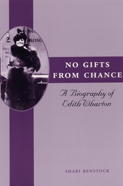 Cover of No Gifts from Chance