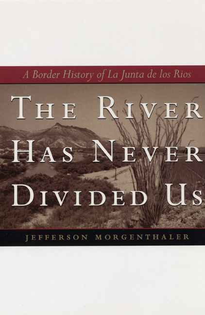 Cover of The River Has Never Divided Us