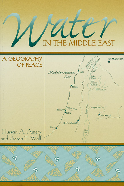 Cover of Water in the Middle East