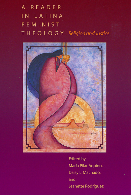 Cover of A Reader in Latina Feminist Theology