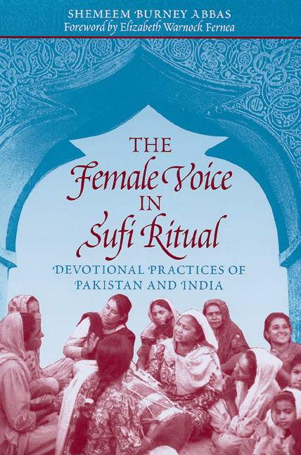 Cover of The Female Voice in Sufi Ritual