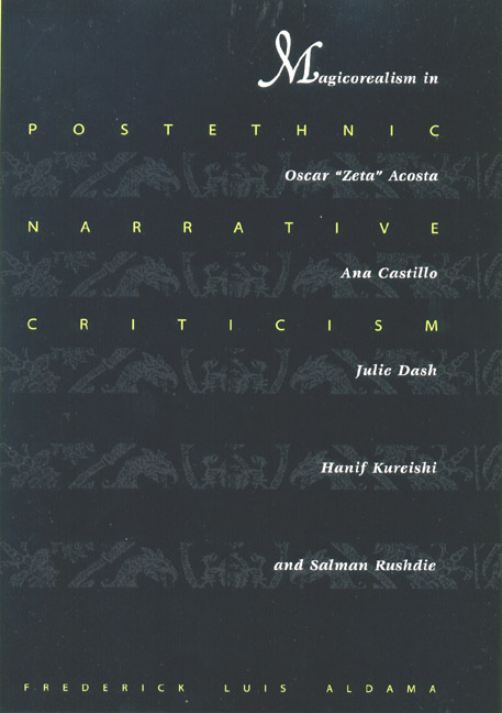 Cover of Postethnic Narrative Criticism