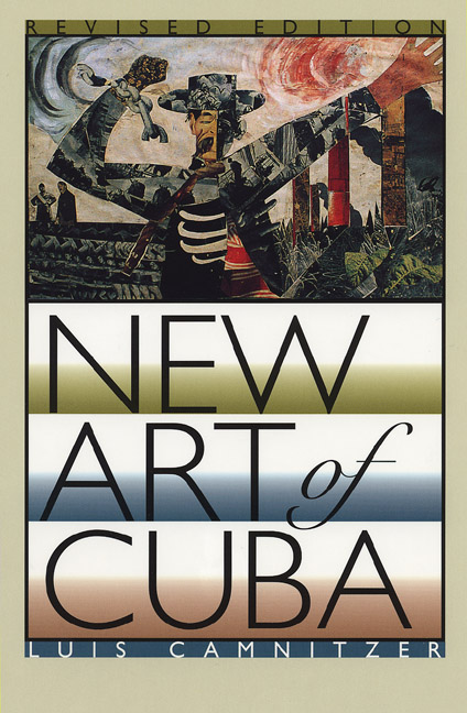Cover of New Art of Cuba