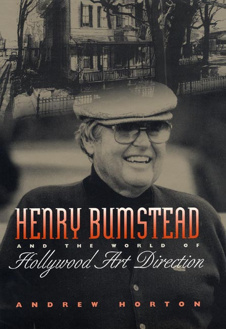 Cover of Henry Bumstead and the World of Hollywood Art Direction