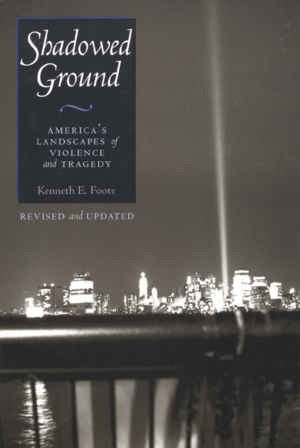 Cover of Shadowed Ground
