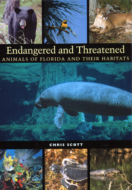 Cover of Endangered and Threatened Animals of Florida and Their Habitats