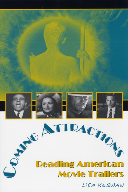 Cover of Coming Attractions