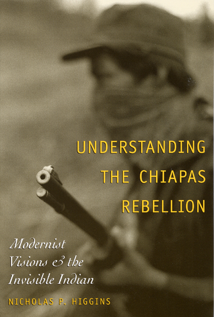 Cover of Understanding the Chiapas Rebellion
