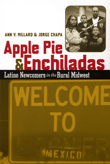 Cover of Apple Pie and Enchiladas
