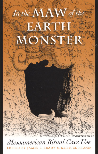 Cover of In the Maw of the Earth Monster