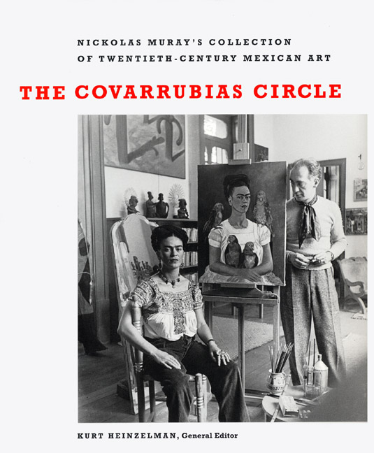 Cover of The Covarrubias Circle