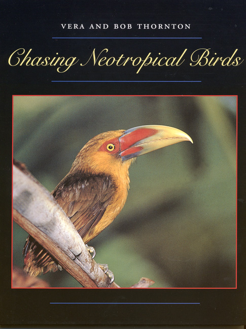 Cover of Chasing Neotropical Birds