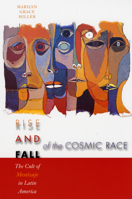 Cover of Rise and Fall of the Cosmic Race