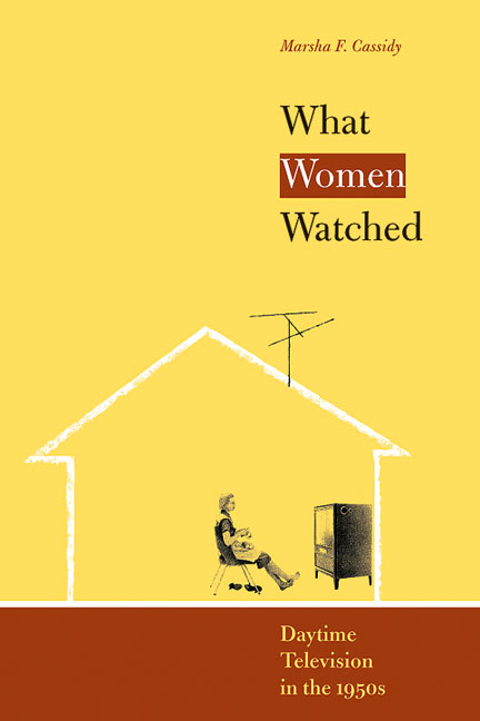 Cover of What Women Watched