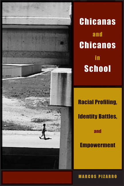 Cover of Chicanas and Chicanos in School