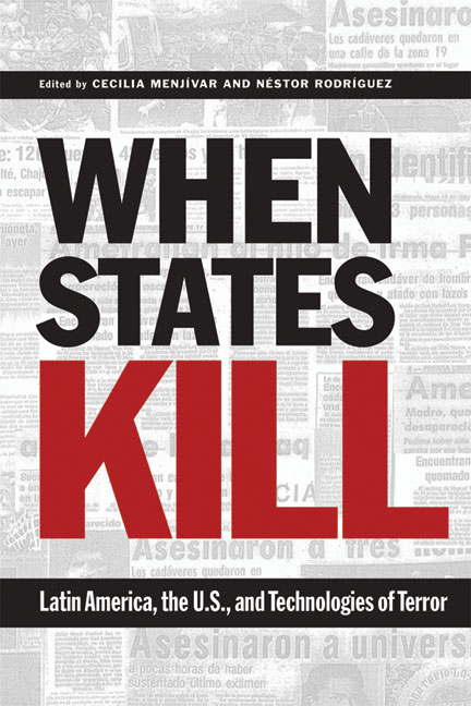 Cover of When States Kill