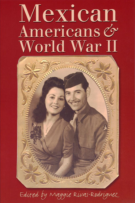 Cover of Mexican Americans and World War II