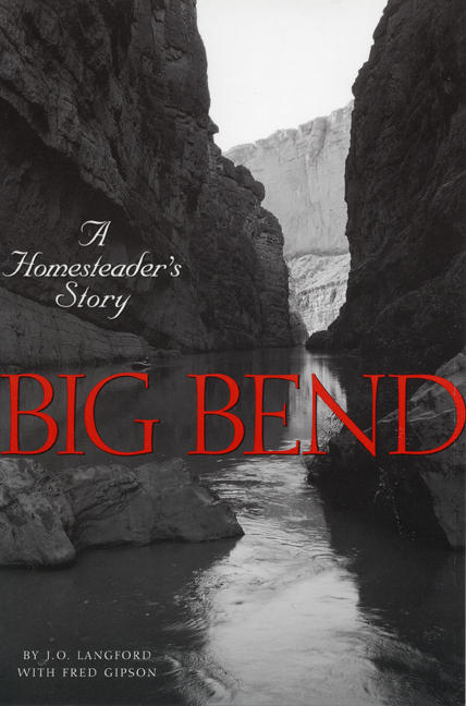 Cover of Big Bend