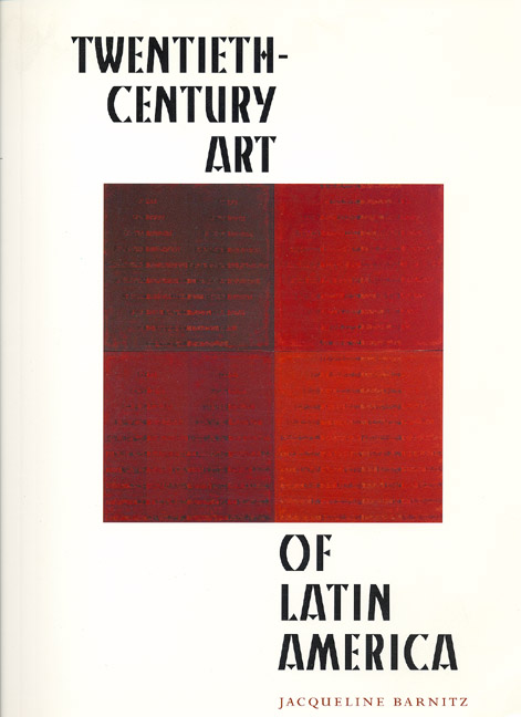 Cover of Twentieth-Century Art of Latin America