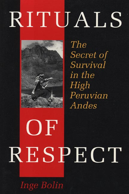 Cover of Rituals of Respect