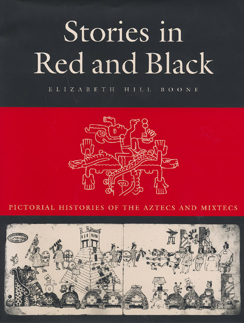 Cover of Stories in Red and Black
