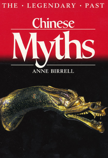 Cover of Chinese Myths