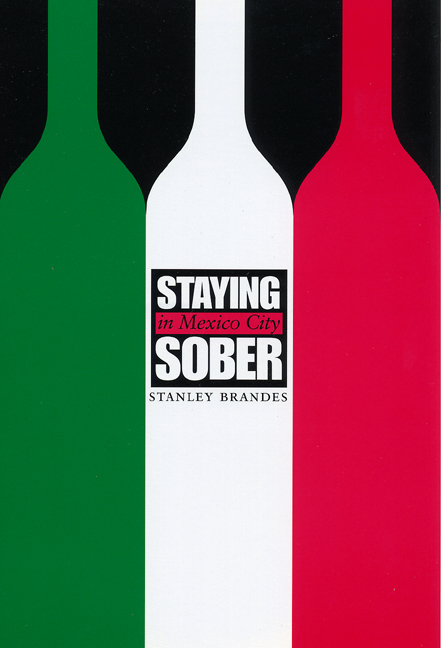 Cover of Staying Sober in Mexico City