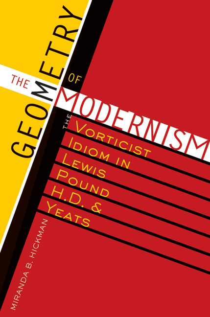Cover of The Geometry of Modernism