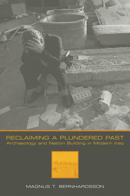 Cover of Reclaiming a Plundered Past