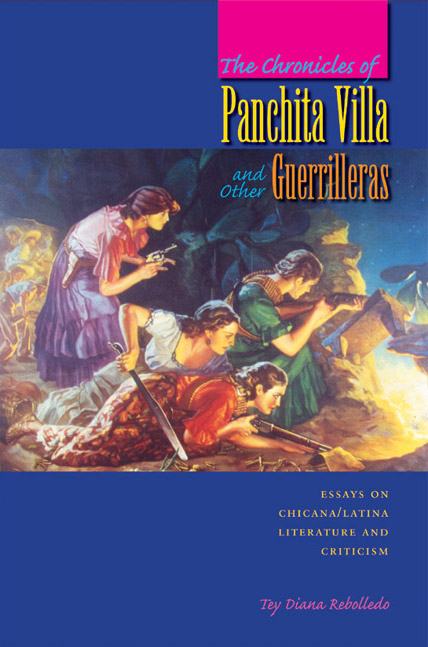 Cover of The Chronicles of Panchita Villa and Other Guerrilleras
